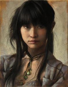 Osamu Obi is a Japanese painter who's born in Kanagawa, Japan in 196. For more than 20 years of creation, Osamu has painted a series of oil paintings. His works are mainly portrait with details and emotions. Osamu graduated from Musashino Art University (Department of Oil Painting) and currently works as a Lecturer in the same university.