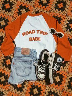 Road Trip Babe