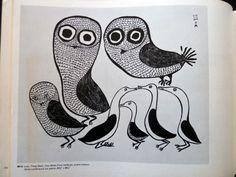 Eskimo Graphic Art 1962 Catalog Inuit Artists Cape Dorset Povungnituk Bilingual