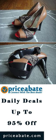 #priceabatedeals GUESS platform stilettos size 6M - Buy This Item Now For Only: $16.99