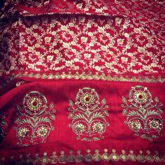 Benarsi Saree by Ayush Kejriwal