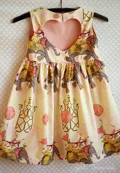 Easter Dress Tutorial