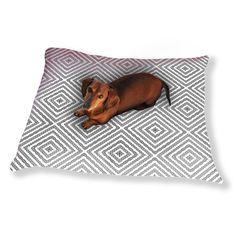 Uneekee Alhambra Arte Dog Pillow Luxury Dog / Cat Pet Bed