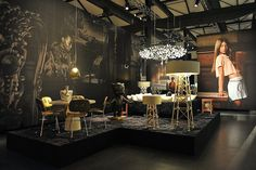 Moooi+Unexpected+Welcome+show+at+Milan+Design+Week+2013+//+Photo+©<br+/>+Yellowtrace.