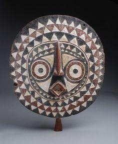 Lot : Masque Bobo Bwa   Dans la vente Art Africain  à Salle des ventes de Chinon