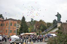 Una festa per il San Carlone di #Arona ( #Novara #Piedmont #Italy ) http://ilvergante.com/2014/11/11/festa-per-san-carlone/