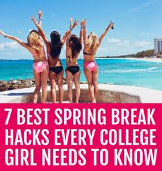 Planning the #SpringBreak of your dreams? Read this!