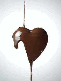 Discover & share this Chocolate Day GIF with everyone you know. GIPHY is how you search, share, discover, and create GIFs. Death By Chocolate, I Love Chocolate, Chocolate Hearts, Chocolate Lovers, Choco Chocolate, Chocolate Factory, Melting Chocolate, Gif Animé, Animated Gif