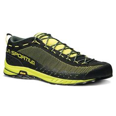 The La Sportiva is a lightweight, fast-draining, packable approach shoe with great support and a sticky sole. Trekking Outfit, Trekking Gear, Hiking Gear, Hiking Shoes, Casual Skirt Outfits, Outdoor Outfit, Ladies Dress Design, Sneakers Fashion, Sport