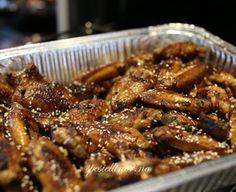 Crispy kyllingvinger i ovnen