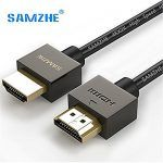 awesome HDMI Cable 3M,High Speed 4K Resolution Cable for Blu Ray Player,3D Television, Notebook,Game consoles, Projector, PS3, Apple TV