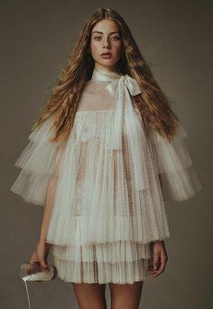 """leah-cultice:  """" Lauren de Graaf by Yvan Fabing for Models.com  """""""