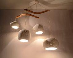 Éclairage de lustre : CLAYLIGHT BOOMERANG XL vente par lightexture