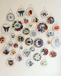 Se det här fotot av @makersmovement på Instagram • 2,325 gilla-markeringar #EmbroideryArt