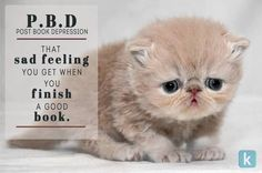 Have you suffered from P.B.D? I know I have. #ReadMore #Kobo