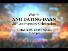 ang dating daan worship schedule 2018
