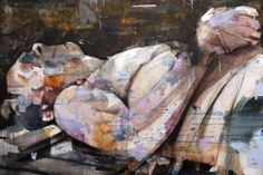 by Lou Ros #art #painting