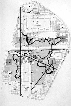 Parc de la Villette PROGRAM [Bernard Tschumi]