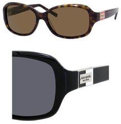 Sunglasses Kate Spade Annika/S JBHP BLACKSILVERSPRK Kate Spade. $117.97