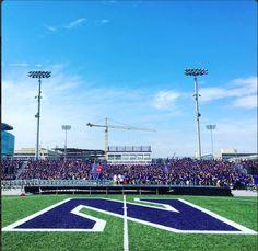 Ryan Field Northwestern University #gocats
