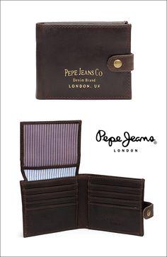 #wallet #pepejeans