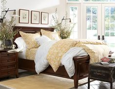 Bedroom Accessories & Bedroom Inspiration | Pottery Barn