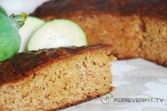Clean Eating Feijoa Cake Recipe. This cake is using all the in season feijoas we have everywhere at the moment. So yummy!! We took it away on a roadtrip, and stopped in Tairua to enjoy it