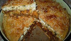 Уникална пълнена пита по селски - Рецепта. Как да приготвим Уникална пълнена пита по селски. Кликни тук, за да видиш пълната рецепта.