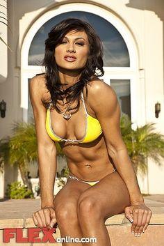 Monique Minton Ricardo - Female Fitness Model, IFBB Bikini Pro and Brazilian Jiu Jitsu Practitioner http://hubpages.com/sports/Monique-Minton-Female-Fitness-Model  #ifbb #ifbbpro #bikini