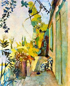 Henri Matisse - The Terrace of Paul Signac at Saint-Tropez, 1904