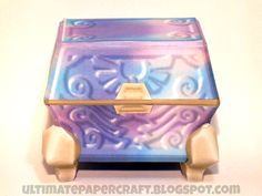 Goddess Chest by Squeezycheesecake