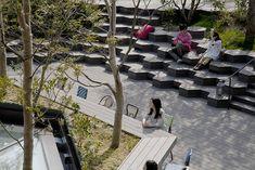 Hiroshi Nakamura and NAP Architects' New Green-Roofed Tokyo Pl...