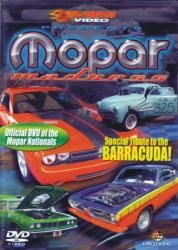 Black Friday Deal - Mopar Madness (MotorSport DVD) on Sale only $1.99 with Free Shipping on Orders of $10 or more at http://www.marshalltalk.com
