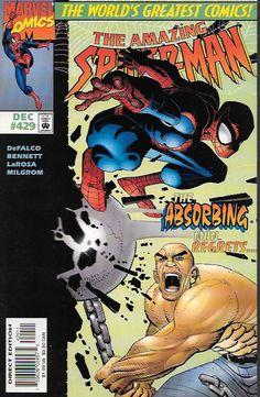 The Amazing Spider-Man # 429 Marvel Comics Vol 1