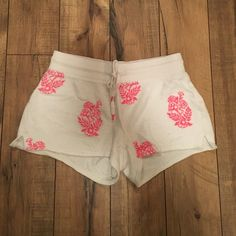 Terry Cloth Shorts Gentle use. Great as bathing suit cover up, pajamas, or everyday lounge shorts. Soft fabric. American Eagle Outfitters Shorts