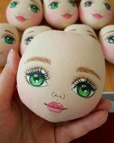 Blank doll is 13 in body diy doll bodies rag doll doll body blank doll body textile doll handmade dolls cloth doll body craft – ArtofitBlank Doll BODY is 28 inches cm) tall . Doll Face Paint, Doll Painting, Eye Painting, Doll Crafts, Diy Doll, Doll Making Tutorials, Homemade Dolls, Doll Eyes, Sewing Dolls