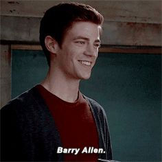 14 Times Barry Allen Was Too Adorkable To Handle On 'The Flash. The Flash - Grant Gustin as Berry Allen Gustin Allen Best Tv Shows, Favorite Tv Shows, Fanfiction, Berry Allen, The Flash Grant Gustin, Snowbarry, Gifs, Cw Series, Wattpad