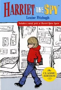 """This year marks 50 years since """"Harriet the Spy"""" was first published, 1964 and is part of the Summer Reading Challenge"""