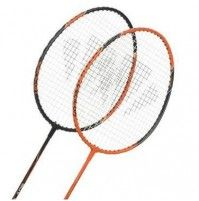 Carlton Powerblade Badmintonschläger Sport, Tennis Racket, Deporte, Excercise, Sports, Exercise