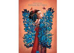 Verjaardag 2015 subliem prentenboek 'Madame Butterfly' Clavis | kinderen-shop Kleine Zebra