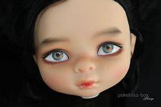 Disney animator doll repaint- Mulan | Flickr - Photo Sharing!