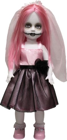 Living Dead Dolls - Series 28 - Tina Pink                              …