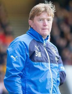 Stuart McCall will be at Monday's BBC-televised FA Cup first-round draw at Thackley Juniors Football Club