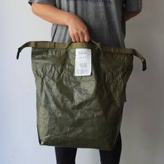 JetMinMinが作る環境に優しくデザインがいいもの「LOHAMODS」なプロダクトのショップ Sac Week End, Insulated Lunch Bags, Tote Backpack, Fabric Bags, Brown Bags, Green Bag, Casual Bags, Small Bags, Sparkle Outfit