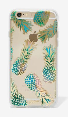 Sonix iPhone 6 Case - Pineapple. I WILL get this for my future 6