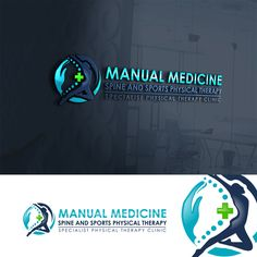 Come up with a creative, unique but slick Physical Therapy business logo by sacsaumar