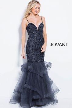 71b7e9bfe3e  50405  Jovani  PromDress  Prom2018 Mermaid Gown