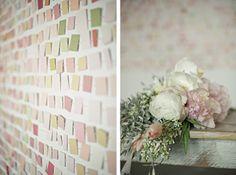 amy osaba for Atlanta Weddings 'Pretty in Pink'