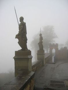 Hohenzollern Castle in the fog | Flickr