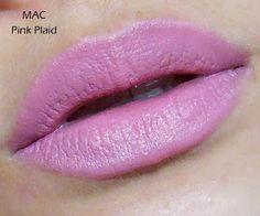 "Mac ""Pink Plaid"" Lipstick"